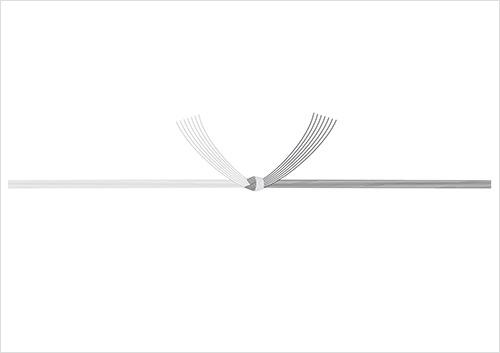 白黒結び切り(7本)