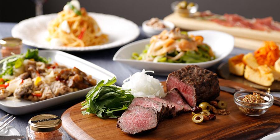 日本の美味しい幸せを、ご家庭のテーブルに